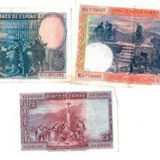 Testimonio monetario - Monarquía