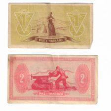 Moneda - Consejo de Asturias y León - Barrillos
